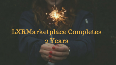 LXRMarketplace completes 2 Years