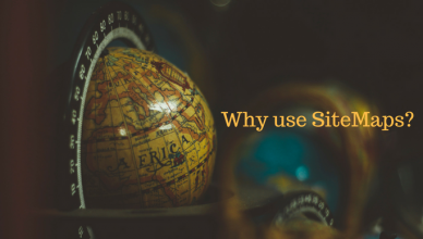 Why use SiteMaps?