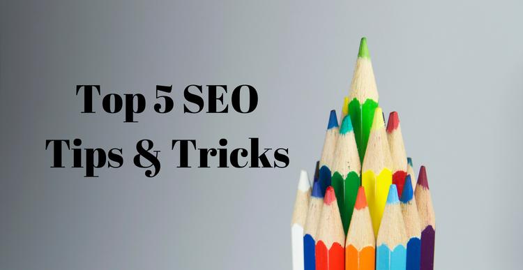 top-5-seo-tips-tricks