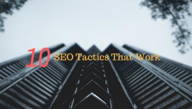 top-seo-tactics-that-work
