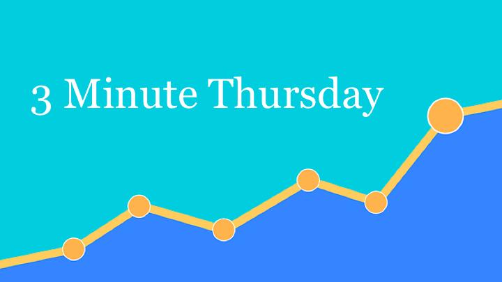 Three-Minute-Thrusday