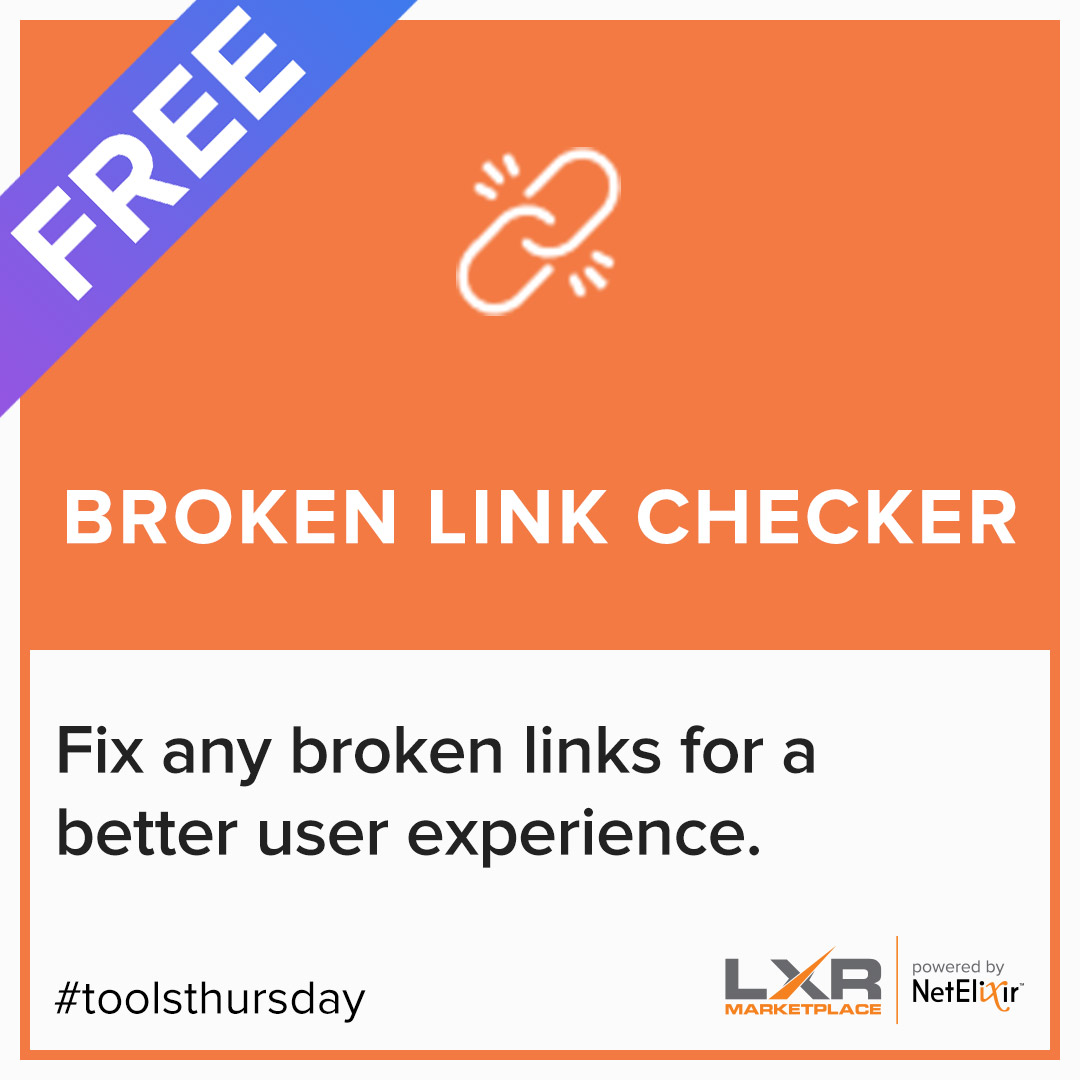 Check for broken links with the free SEO tool